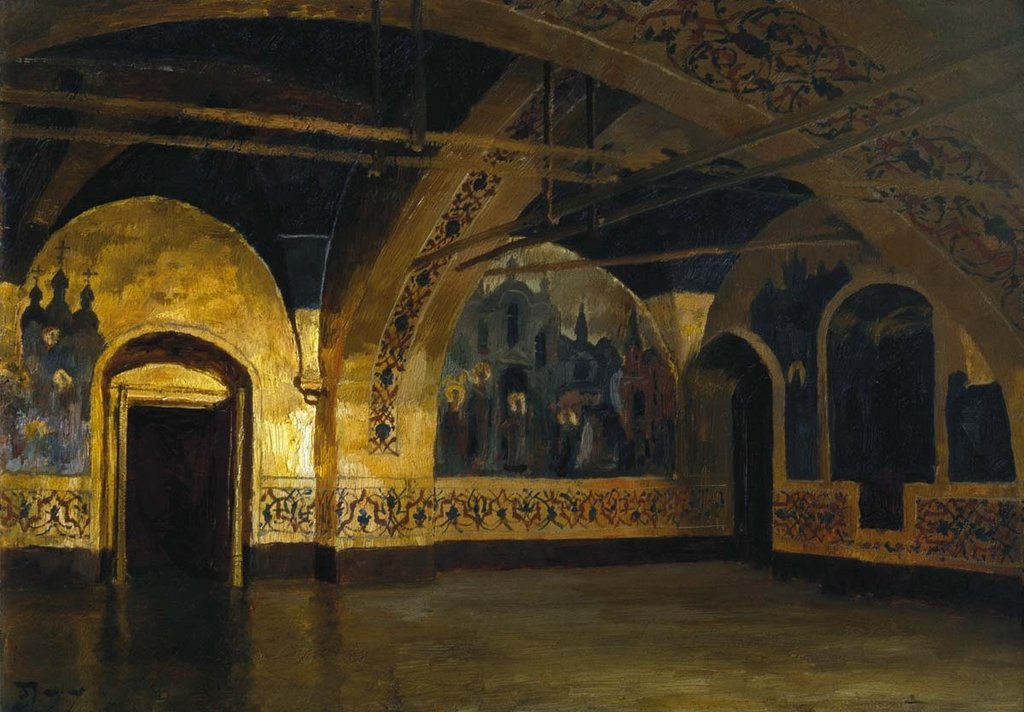 музей — Золотая царицына палата — Москва, фото №1
