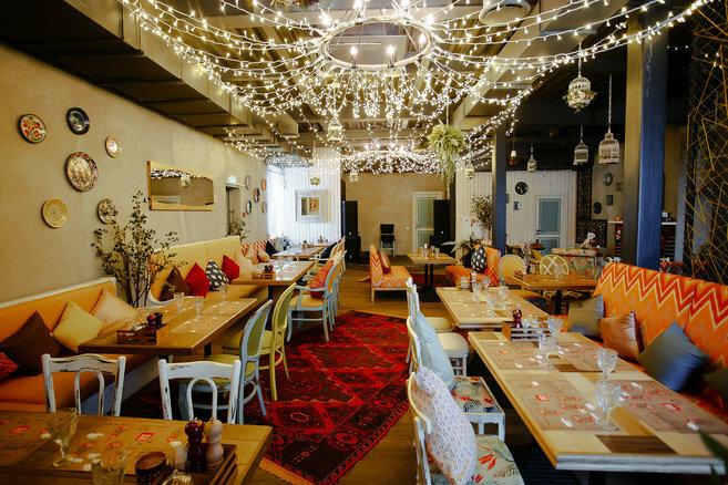 ресторан — Чайхана Чабрец — Санкт-Петербург, фото №1