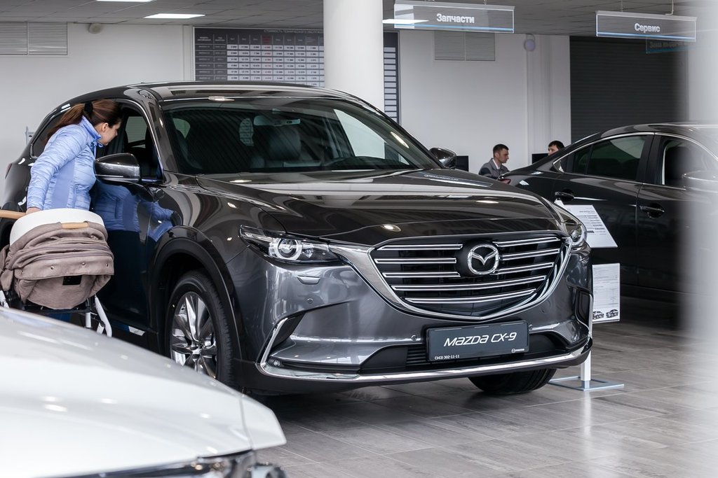 автосалон — Mazda-УТЦ — Екатеринбург, фото №10