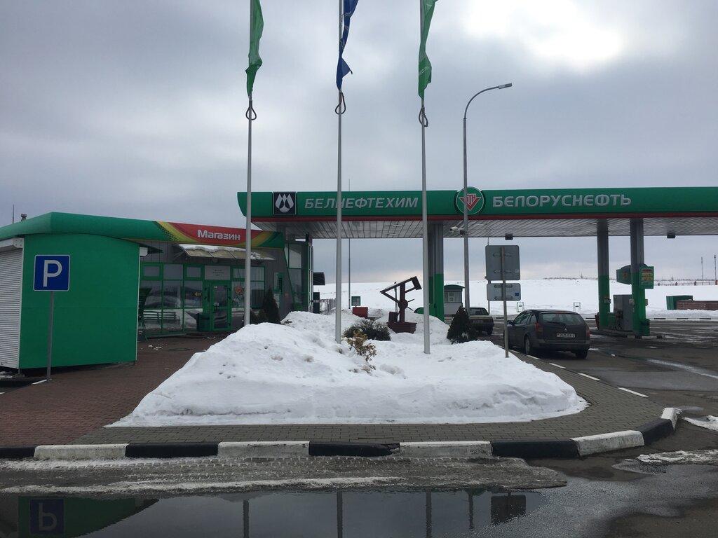АЗС — Белоруснефть — Витебск, фото №2