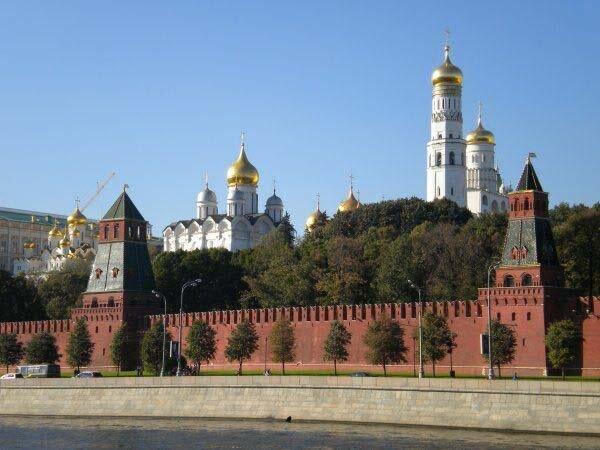 музей — Спасская башня — Москва, фото №8