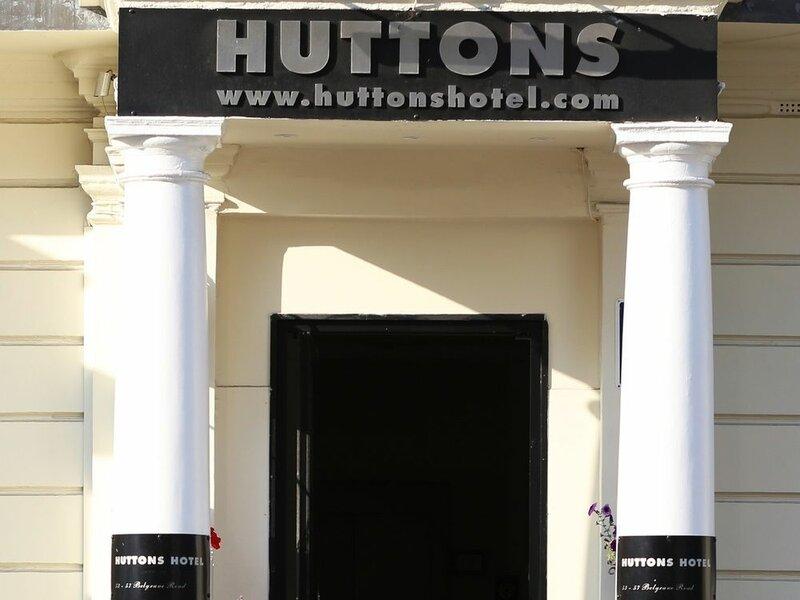 Oyo Flagship Huttons