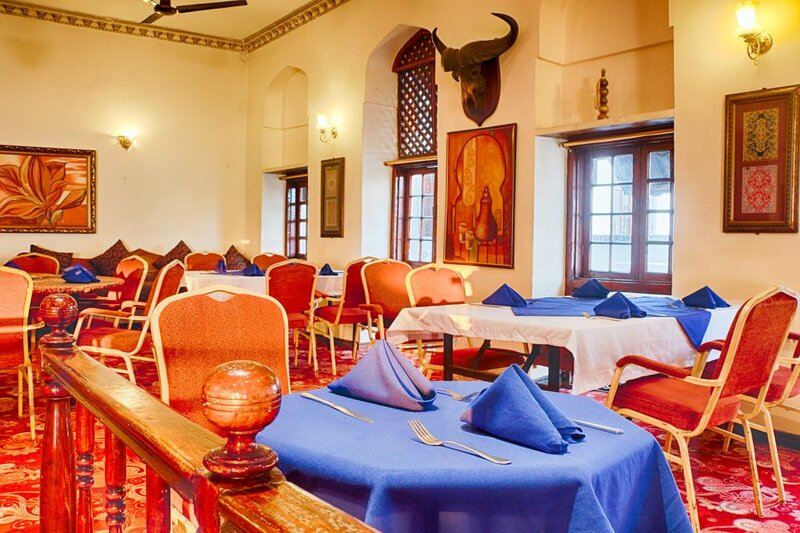 Africa House Hotel