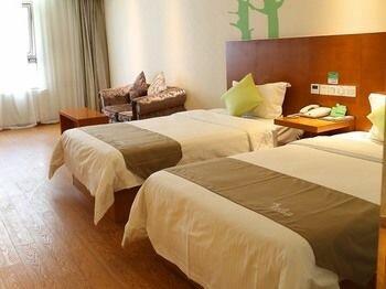 Vatica Suzhou Changshu Shimao Residence Hotel