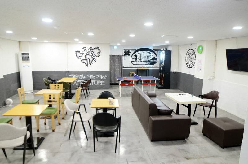Kimchee Busan Station Guesthouse - Hostel