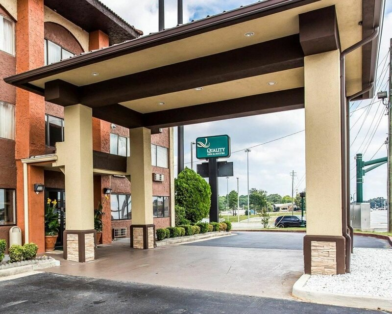 Quality Inn & Suites Morrow Atlanta South