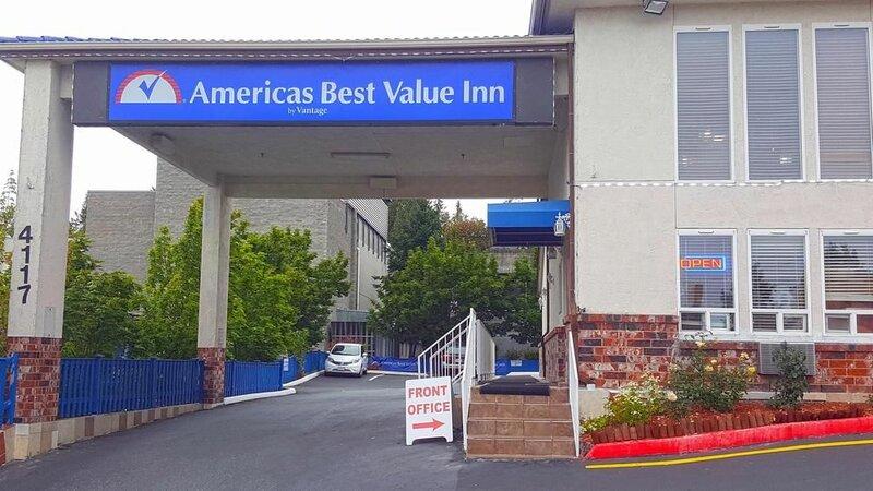 Americas Best Value Inn - Lynnwood Seattle