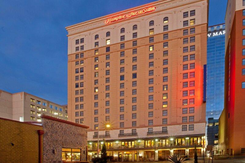 Hampton Inn & Suites Austin - Downtown Convention Center