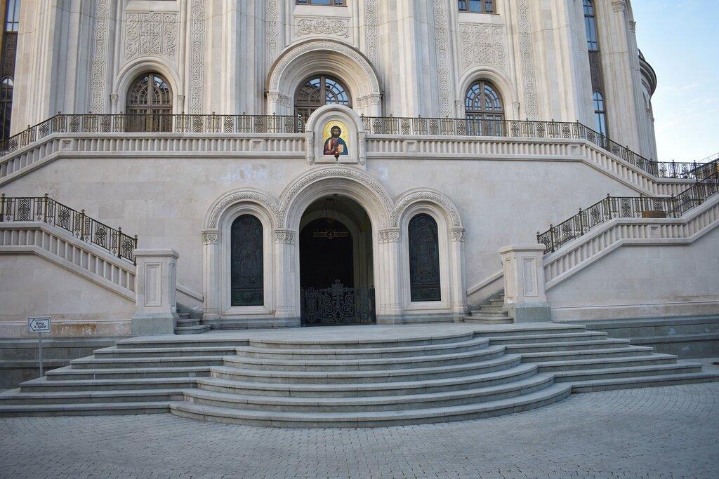 православный храм — Церковь Новомучеников и Исповедников Российских в Сретенском монастыре — Москва, фото №1