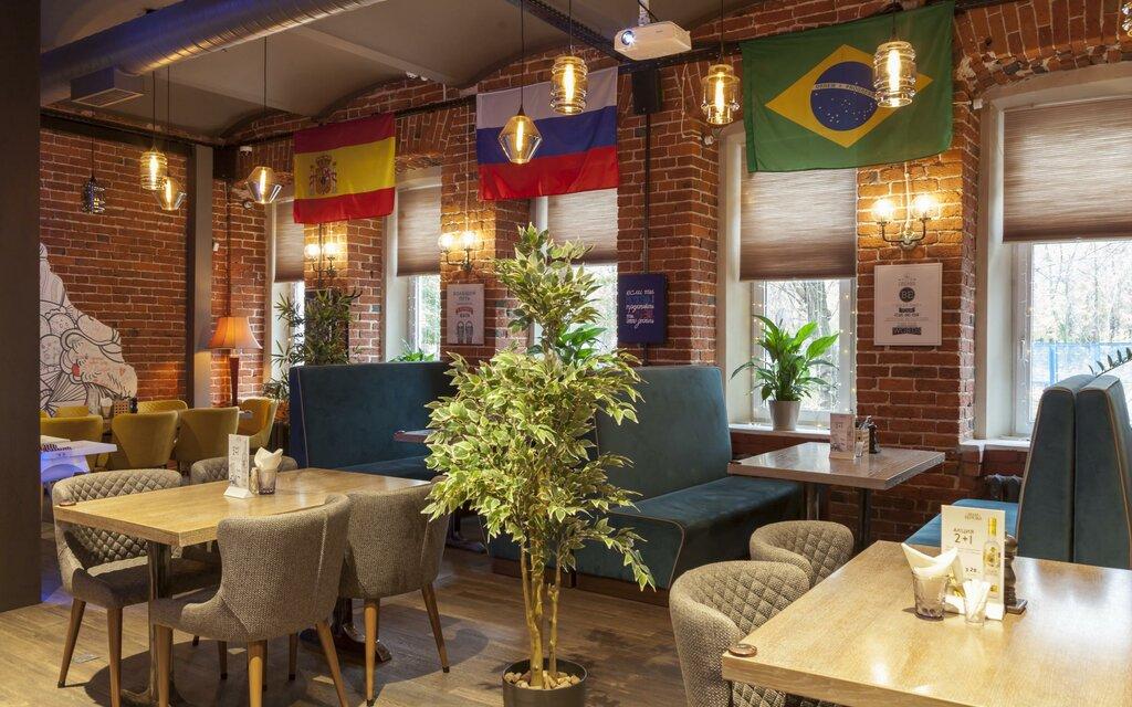кафе — Lamb Cook европейская кухня-гриль-мангал — Москва, фото №1