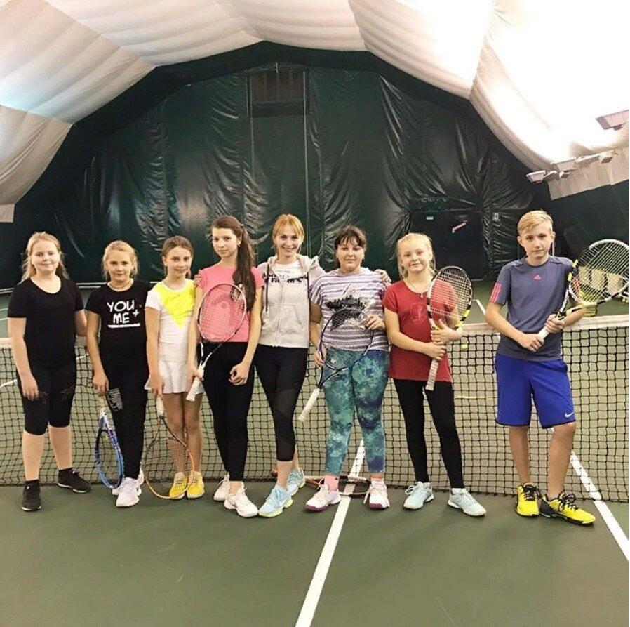 теннисный клуб — Клуб Лига — Москва, фото №3