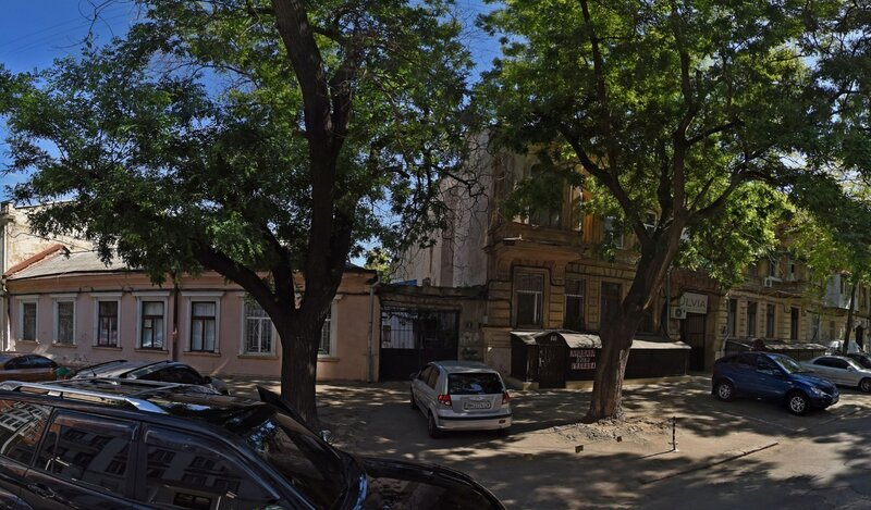 Classic Odessa