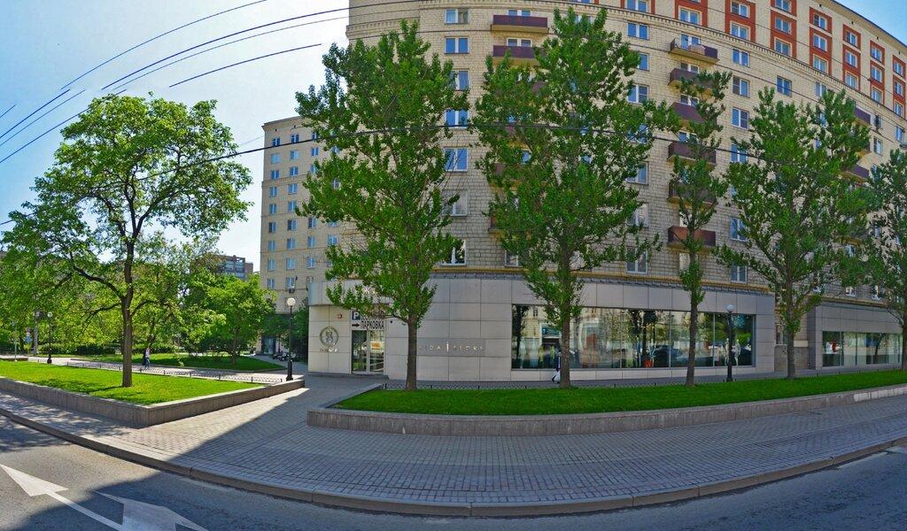 Панорама магазин одежды — Bogner — Москва, фото №1
