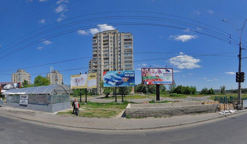 Apartment Kharkovskaya 43