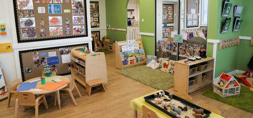 Bright Horizons Bank Street Day Nursery