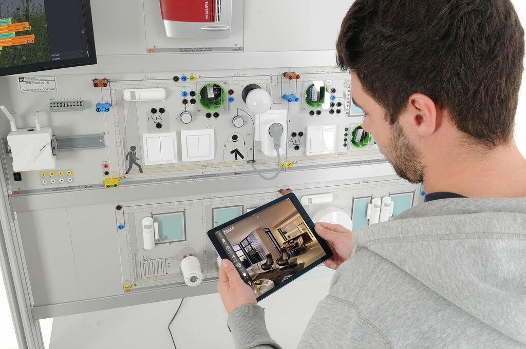 умный дом новейшие технологии картинки физически присоединен другим