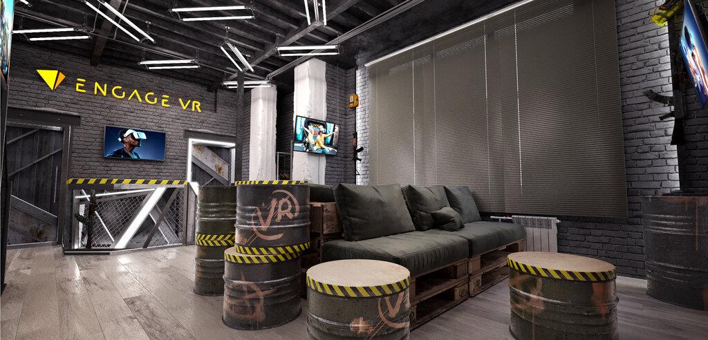 клуб виртуальной реальности — Engage Vr — Москва, фото №2