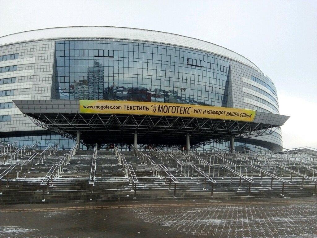 спортивный комплекс — Минск-Арена — Минск, фото №2
