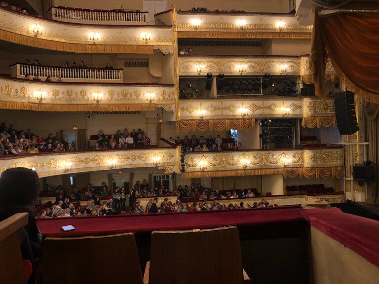 театр оперетты москва фото зала печальной