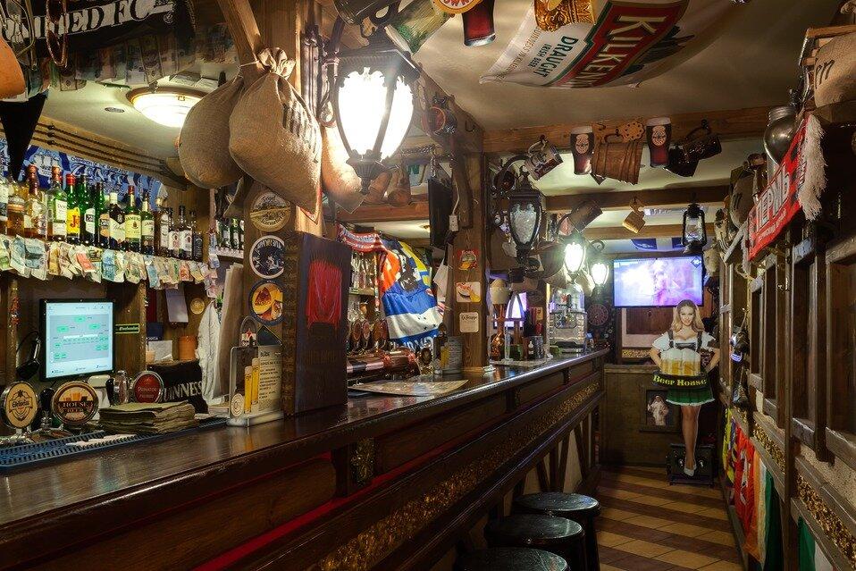 pub, bar — Beer House — Saint Petersburg, фото №9