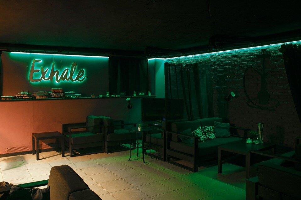 hookah bar — Exhale — Saint Petersburg, фото №2