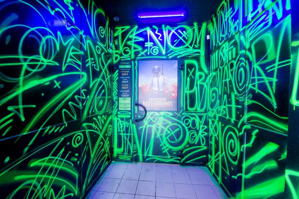 клуб виртуальной реальности — Кибер-клуб Venom — Москва, фото №1