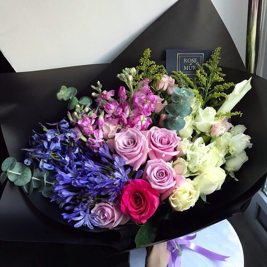 Цветов, доставка цветов по мурманску
