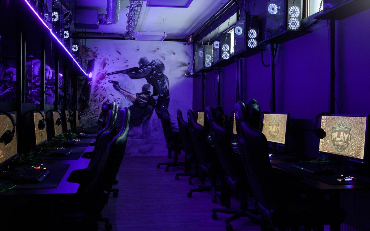 Компьютерный клуб в рио москва ночные клубы ростов цены