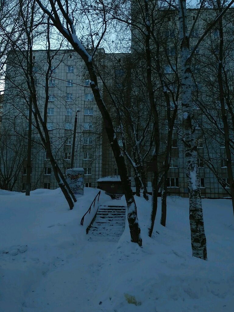 рискнет поспорить общежитие при университете в перми фото светофоров