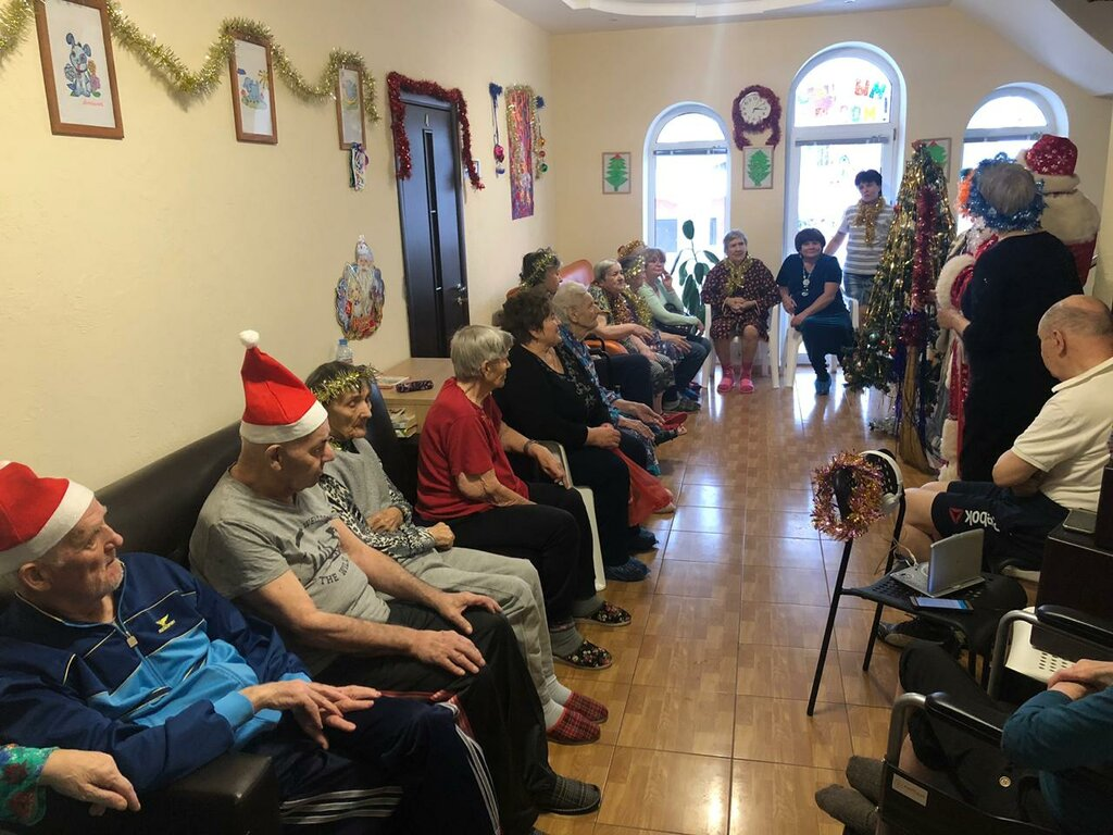 дом инвалидов и престарелых — Мирника Дроздово — Москва и Московская область, фото №1