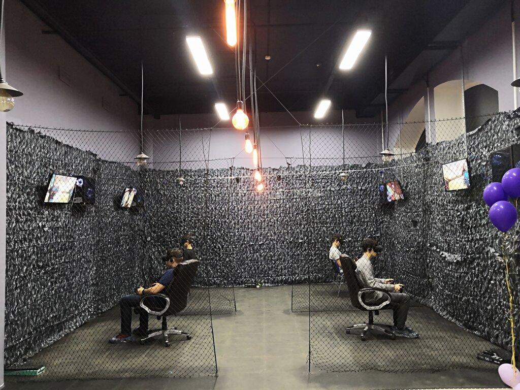 клуб виртуальной реальности — Безумная Реальность — Москва, фото №1