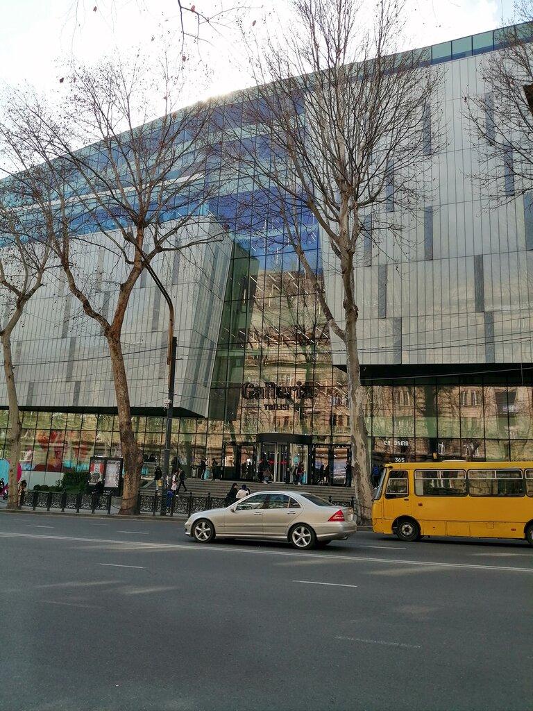 торговый центр — Грузинский торговый центр — Тбилиси, фото №2