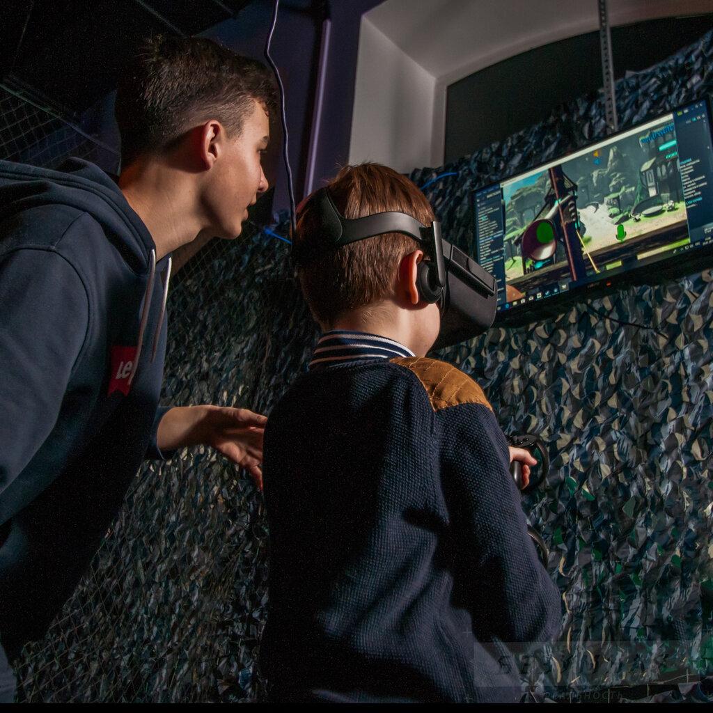 клуб виртуальной реальности — Безумная Реальность — Москва, фото №5