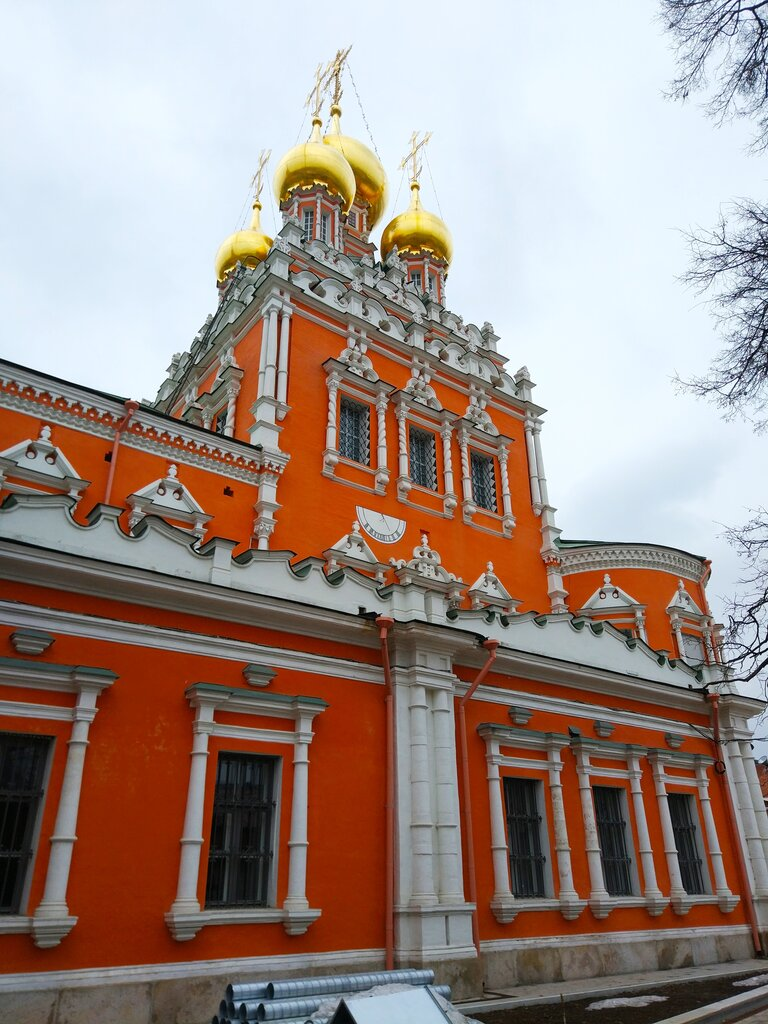 православный храм — Храм Воскресения Христова в Кадашах — Москва, фото №9