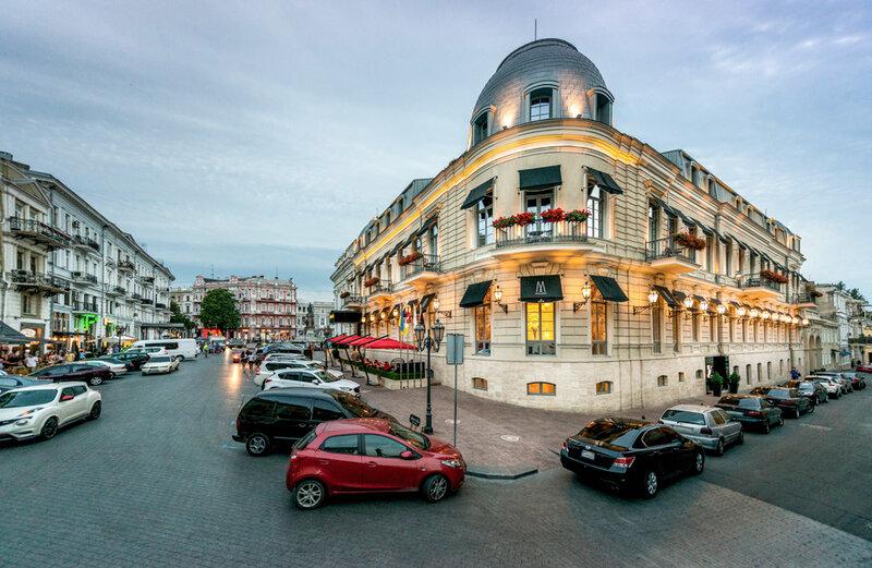 Hôtel de Paris Одесса MGallery by Sofitel