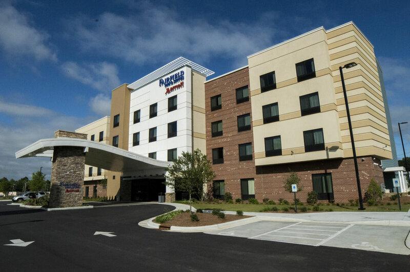 Fairfield Inn And Suites Dunn I-95