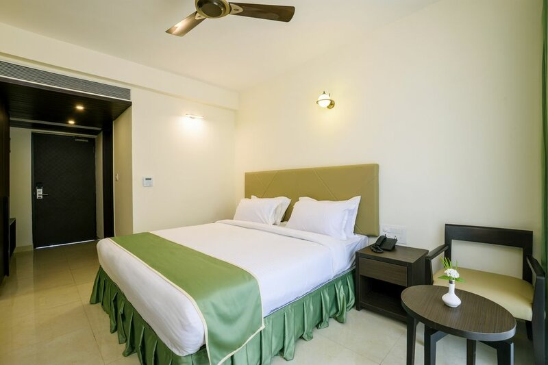 5 Bhk Villa In Hotel Amani Vagator Anjuna F598 by Guesthouser