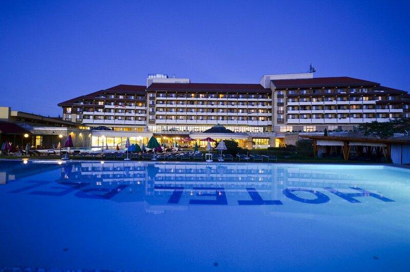 Отель Hunguest Pelion