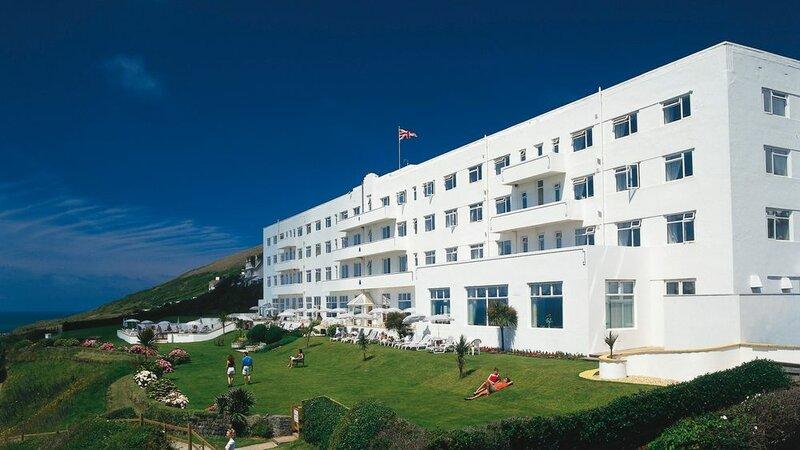 Saunton Sands Hotel Source SPA and Wellness