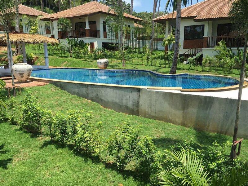 Blue Coconut Residence