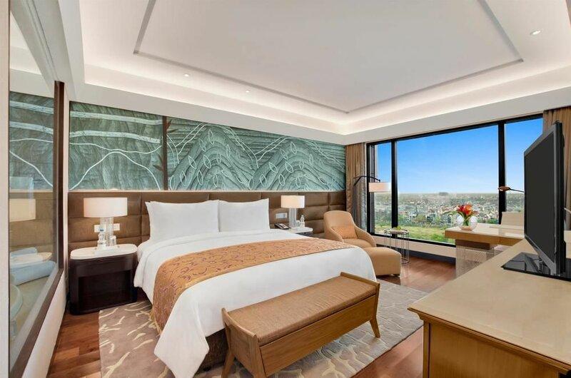 The Leela Delhi Ambience Convention Hotel