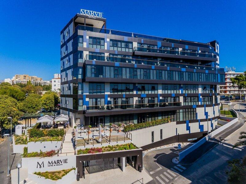 Отель Marvie Hotel & Health