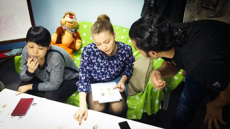 курсы иностранных языков — Esmoscu — Москва, фото №1