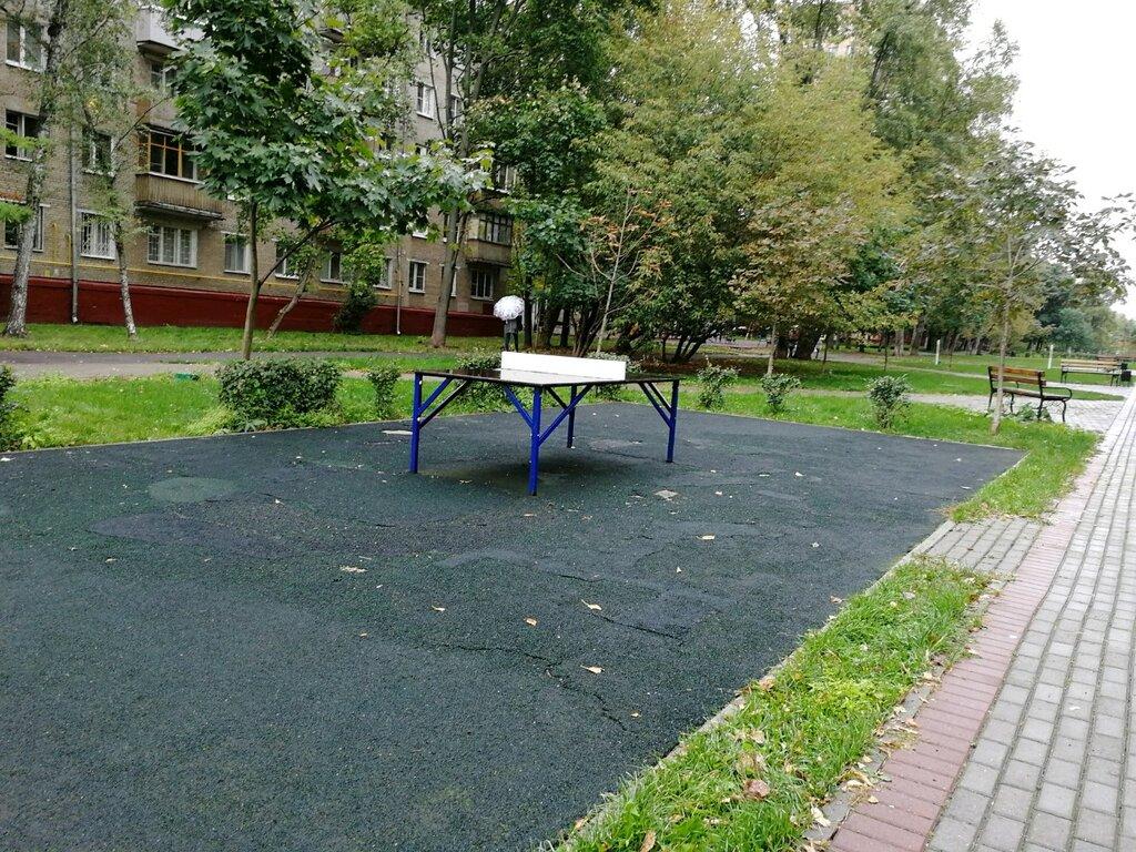 sports activity location — Настольный теннис — Moscow, фото №1