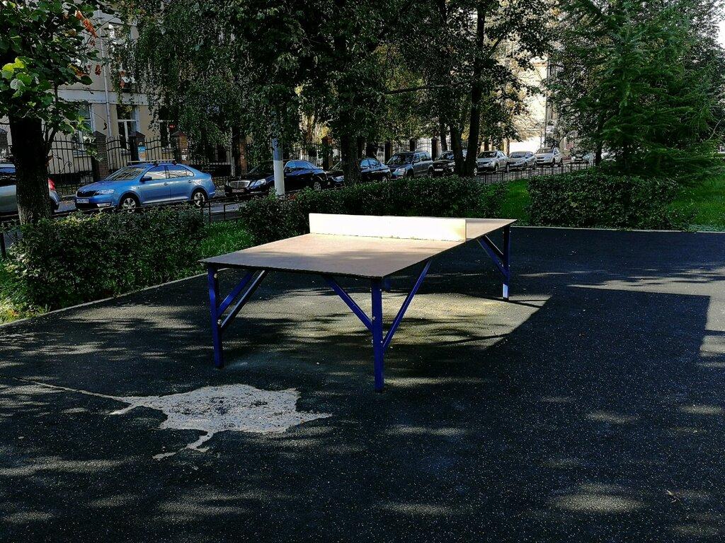 sports activity location — Настольный теннис — Moscow, фото №2