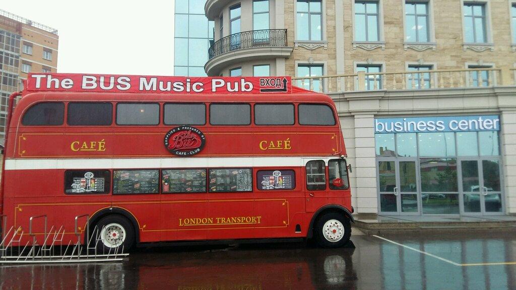 бар, паб — The Bus Music Pub — Нур-Султан, фото №1