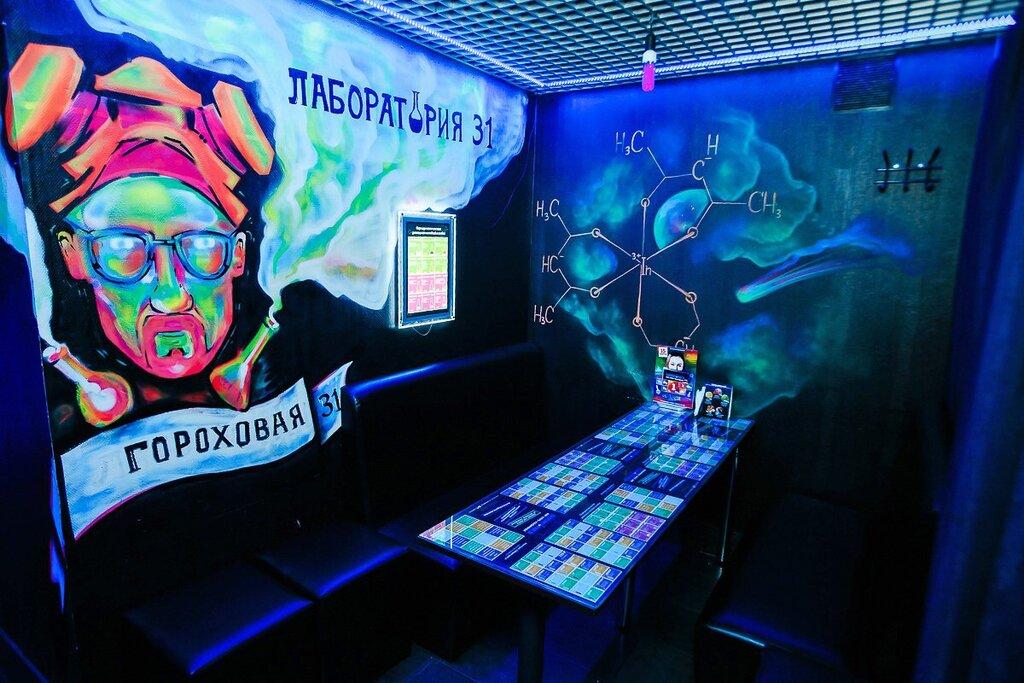 pub, bar — Bar Laboratoriya 31 — Saint Petersburg, фото №1