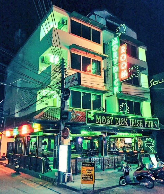 Moby Dick Guesthouse