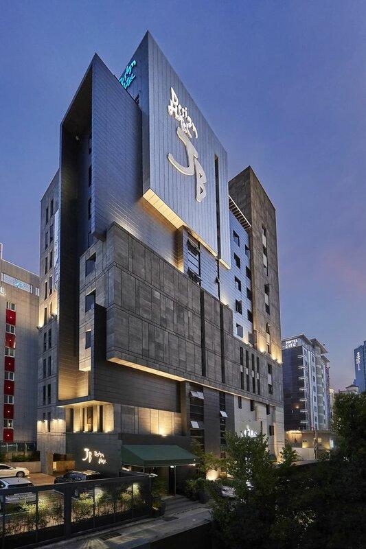 Jb Design Hotel Haeundae
