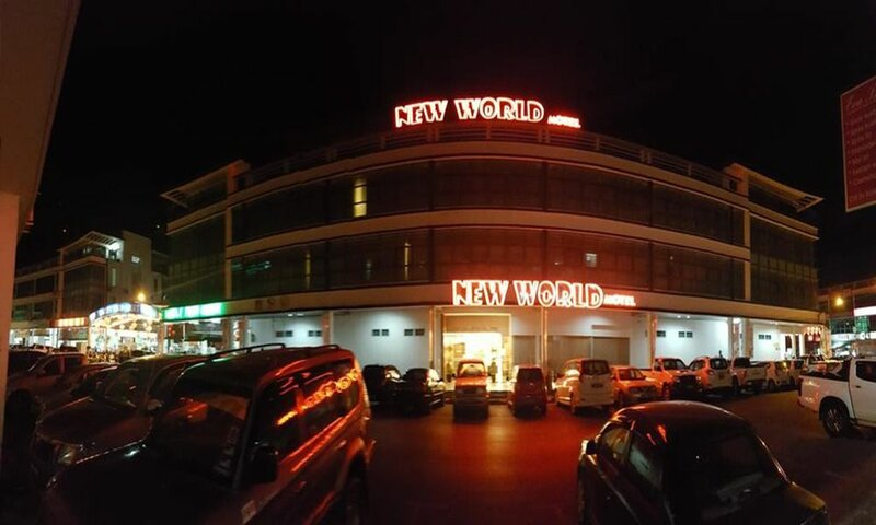 New World Motel
